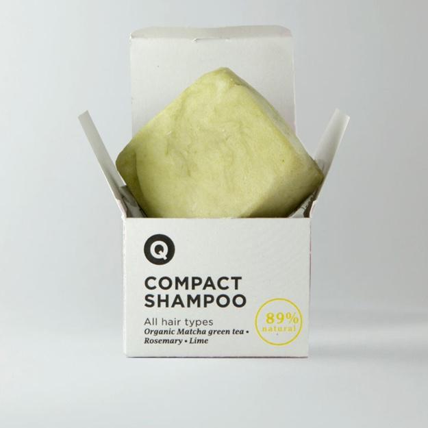 Koozmetik Compact Shampoo Q