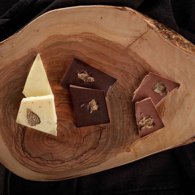 Choklad med Tryffel