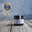 Taste Institute Award - Light Raspberry Fruit Spread 80%