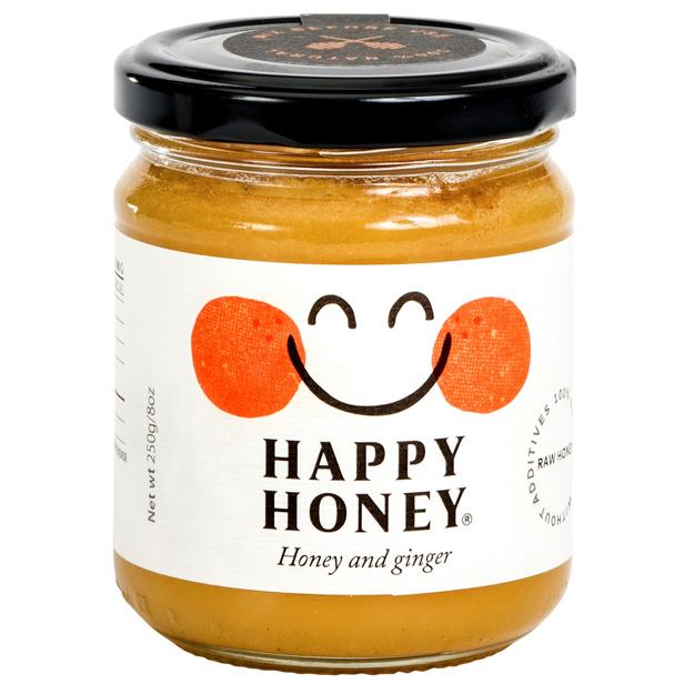 Happy Honey - Honung och Ingefära