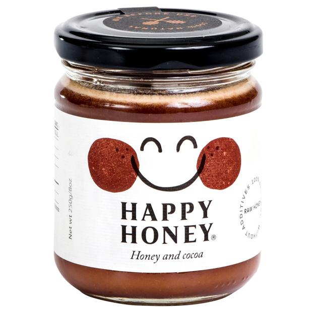 Happy Honey - Honung och Kakao